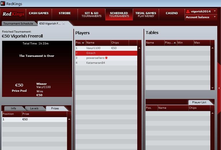 Casino org social media freeroll